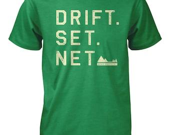 Fly fishing shirt DRIFT SET NET