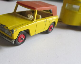 Matchbox 1969 Field Car  60s toys Lesney Matchbox England Matchbox Cars