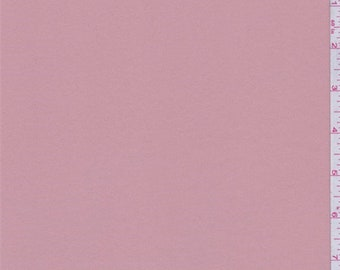 Rose Powder Polyester Jersey Knit, Fabric By The Yard