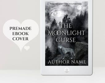 Fantasy eBook Cover - Paranormal eBook Cover - Supernatural eBook Cover - Urban Fantasy Cover - Kindle Cover - eBook Cover - Amazon Cover