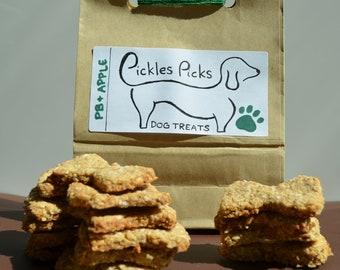 Dog Treats - Peanut Butter & Apple