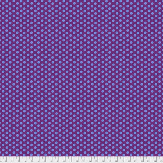 SPOT EGGPLANT Item PWGP070.EGGPL Kaffe Fassett Collectives Sold in 1/2 yd increments