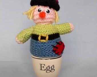 Scarecrow Egg Cosy
