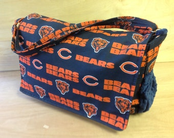 Diaper Bag- Chicago Bears