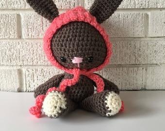 Easter bunny. Kids bunny. Stuffed Rabbit. Rabbit. Crochet Rabbit