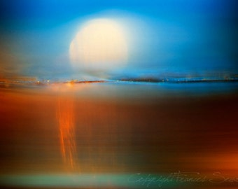 Abstract XVIII.  Fine Art Photo. Limited Edition Print. Giclee. Museum paper