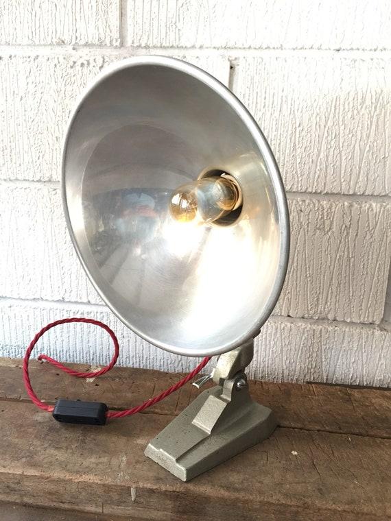 Vintage 1950's ERGON Medical Desk Lamp