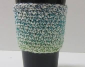 Reusable Cup Sleeve, Cup Cozy, Coffee Cup Cover