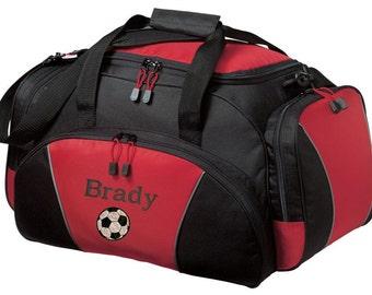 Soccer Bag, Soccer, Personalized Soccer Bag, Personalized Gym Bag, Soccer Duffel, Soccer Duffle, Gym Bag, Personalized Gifts, Gift