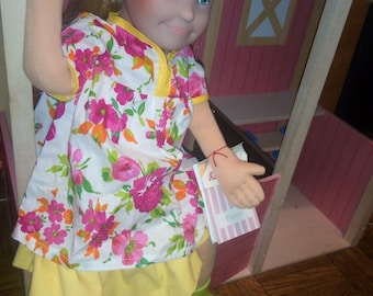 Kathe Kruse Lolla doll . Collection doll.