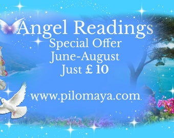 Angel Reading With Ella May ~By Email