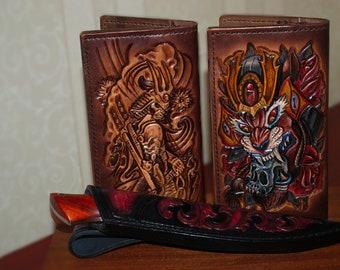 Samurai Men's Wallets