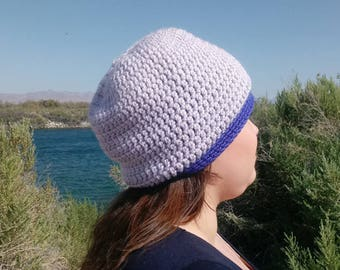 Reversible Crochet Hat