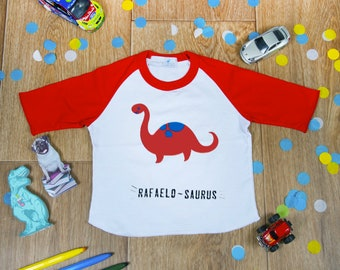 Baby Boy Dinosaur Clothes, Custom Dinosaur Shirt, Boy Dinosaur Shirt, Boy Dinosaur Birthday Shirt, Dinosaur Birthday Shirt, Dinosaur Top