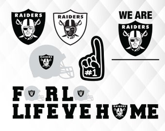 Oakland Raiders svg,dxf,png/Oakland Raiders clipart