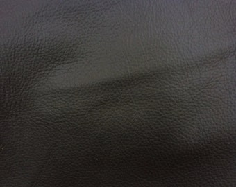 "Leather 12""x12"" Milan DARK ESPRESSO Brown Top Grain Cowhide 2.5-3 oz / 1-1.2 mm PeggySueAlso™ E2840-04"