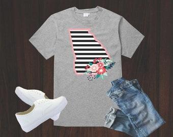 Georgia State Shirt- Youth