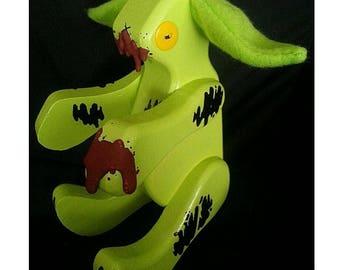 Zombie ZomBunni Shelf Sitter