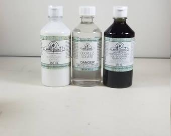 Miss Mustard Seed Milk Paint Odorless Solvent or Bonding Agent Adherent or Hemp Oil Wood Finish