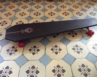 """Skateboard """"Peace, salam, shalom"""""""