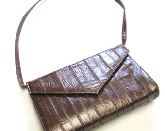 Brown Purse Chestnut Handbag