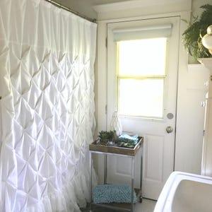 white shower curtain bathroom. White Shower Curtain Bathroom