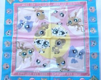 LITTLEST PET SHOP No. 16 napkins   3530