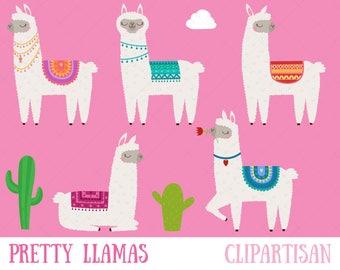 llama clipart etsy rh etsy com llama silhouette clip art baby llama clipart