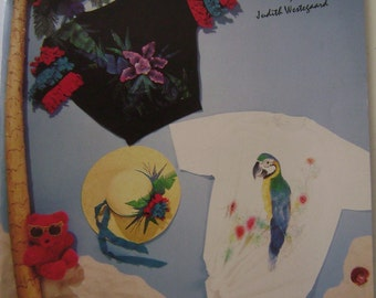 VINTAGE - Flashin' Fashion Instruction Booklet