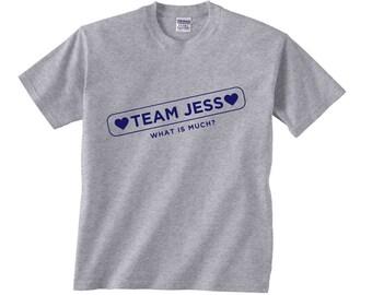Gilmore Girls Tshirt - Team Jess