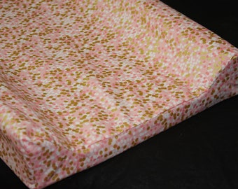Standard Changing Pad Cover / IKEA Vadra Change Pad - Shimmer Reflection
