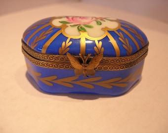Limoges Trinket Box