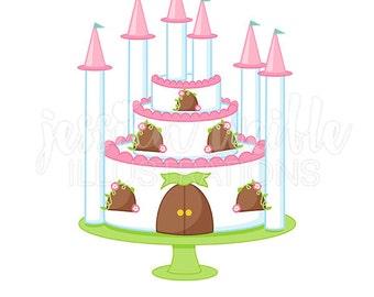 castle clip art etsy rh etsy com free disney princess castle clipart princess sofia castle clipart