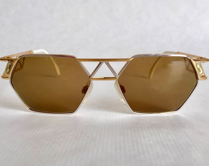 Cazal 960 Col 96 Vintage Sunglasses - New Old Stock - Including Case