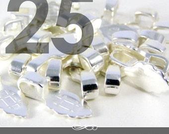 GENUINE Aanraku Bails 25 Small Silver Plated Bails. Genuine Aanraku. SJBS