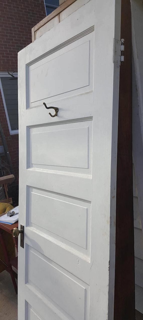 Old Wood Door Interior Door Building Supply Architectural