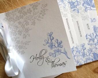 Sophie Wedding Invitation