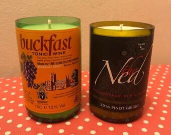 Buckfast Candle