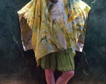 Herbes Folles - Silk tunic Wild Herbs silk tunic