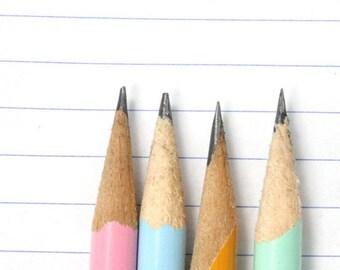 60 crayons personnalisés sur mesure par le croisé de carbone. crayons gravés pour toutes les occasions!