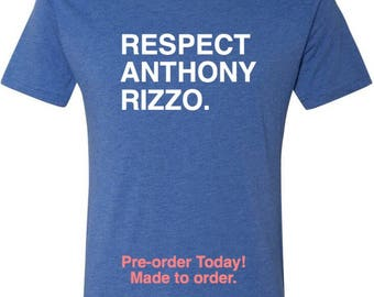 RESPECT RIZZO