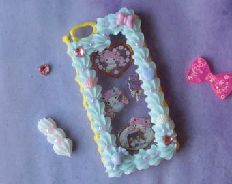 Fits iPhone 6/S My Melody Decoden Case