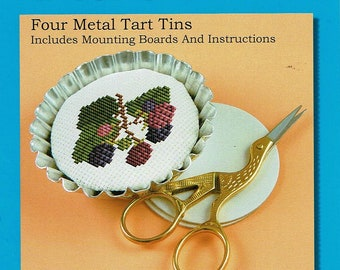 Tart Tins for Framing Tiny Projects  (4 per Pack)