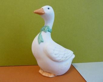 Duck Figurine, By: McKinley, 1956, Patent # 00734,