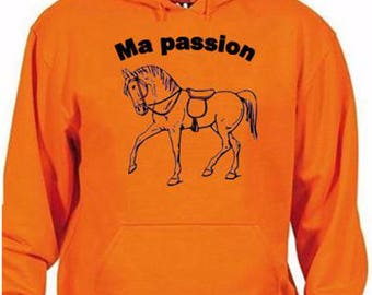 Mixed riding enthusiasts Sweatshirt