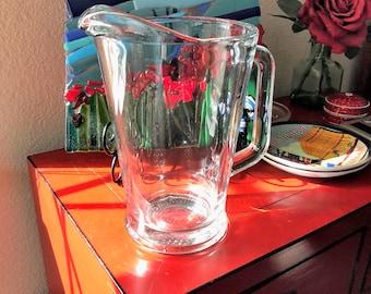 Big Glass fPitcher