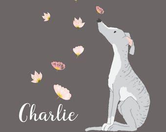 Dog Portrait - DIGITAL file