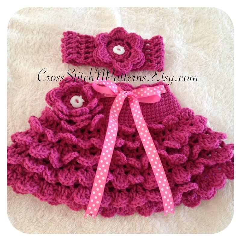 Crochet Ruffle Skirt Pattern Choice Image Knitting Patterns Free