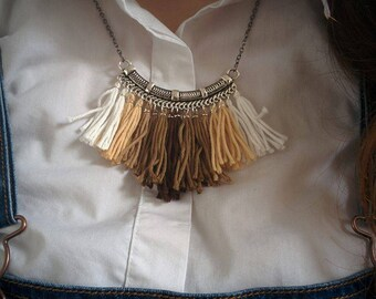 Variety of colors - necklace