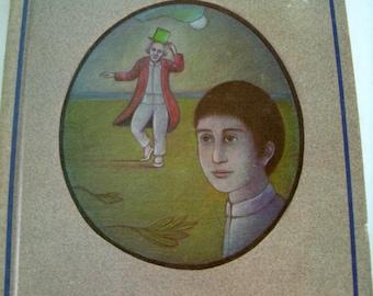 The Dancing Man, Ruth Bornstein, Weekly Reader, Vintage 1970s Children's Book, 1978